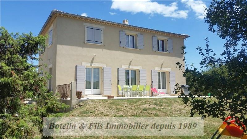 Vente maison / villa Barjac 295000€ - Photo 1