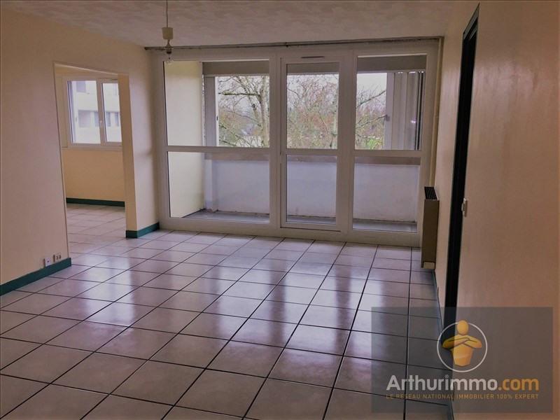 Sale apartment Savigny le temple 131000€ - Picture 1
