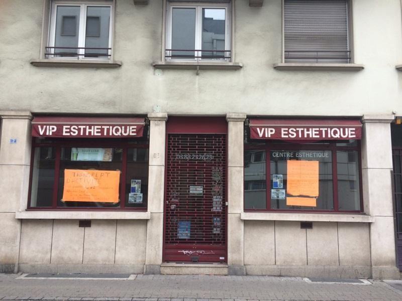 Verhuren  werkplaats Strasbourg 2000€ CC - Foto 1