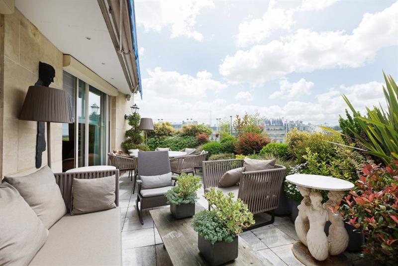 Verkoop van prestige  appartement Paris 16ème 8950000€ - Foto 1