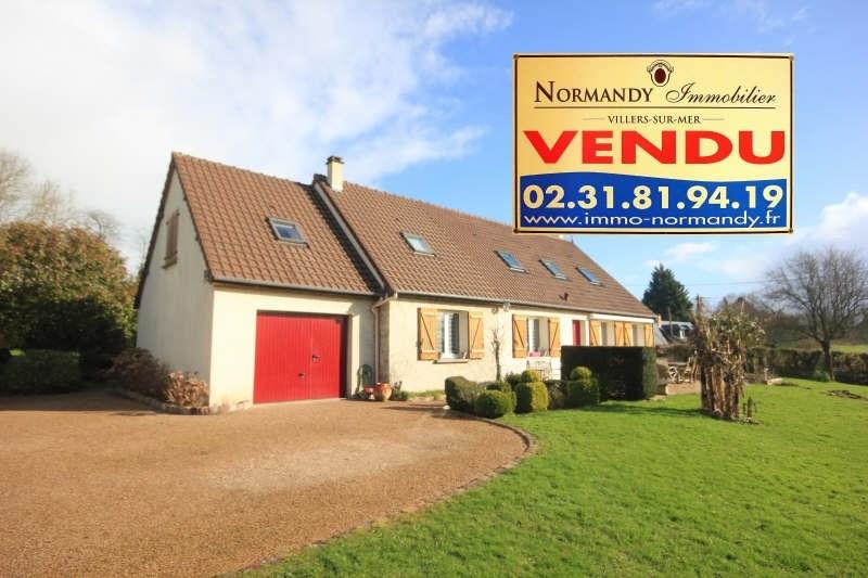 Sale house / villa Auberville 318000€ - Picture 1
