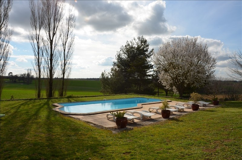 Deluxe sale house / villa Caraman (5 mn) 555000€ - Picture 2