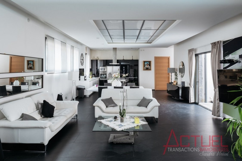 Vente de prestige maison / villa Villeurbanne 1442000€ - Photo 1