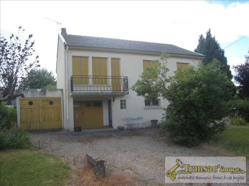 Vente maison / villa Randan 112350€ - Photo 2