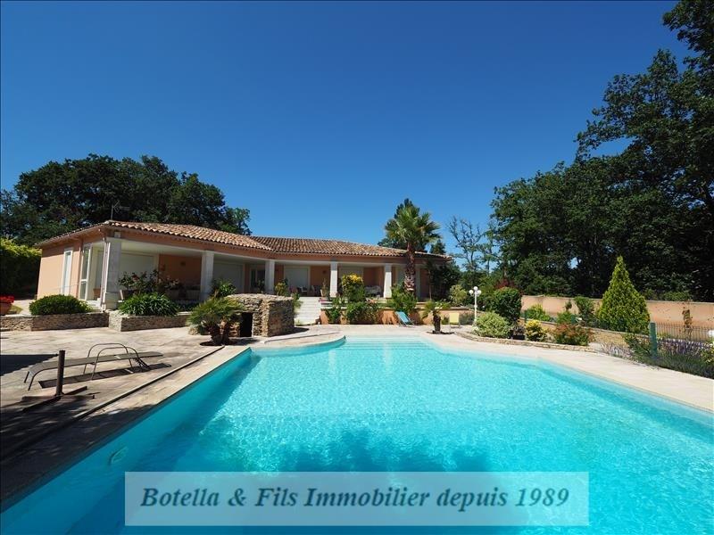 Verkoop van prestige  huis Uzes 585000€ - Foto 1