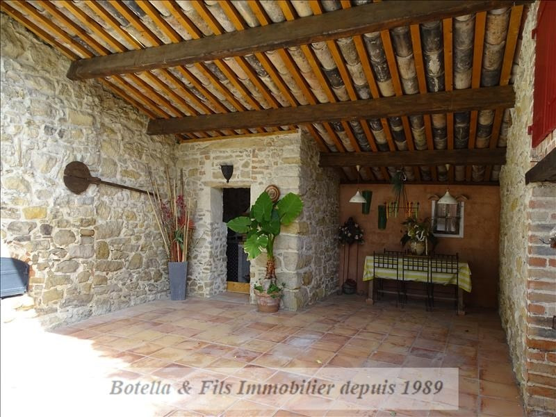 Deluxe sale house / villa Uzes 435 000€ - Picture 3