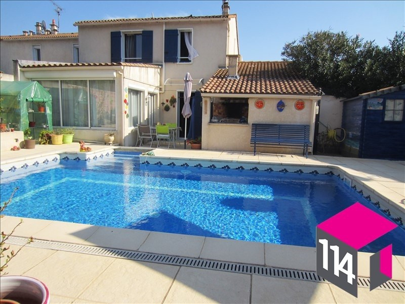 Sale house / villa Baillargues 330 000€ - Picture 1
