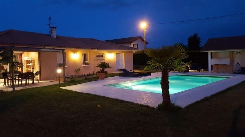 Vente maison / villa Villette d anthon 499000€ - Photo 1