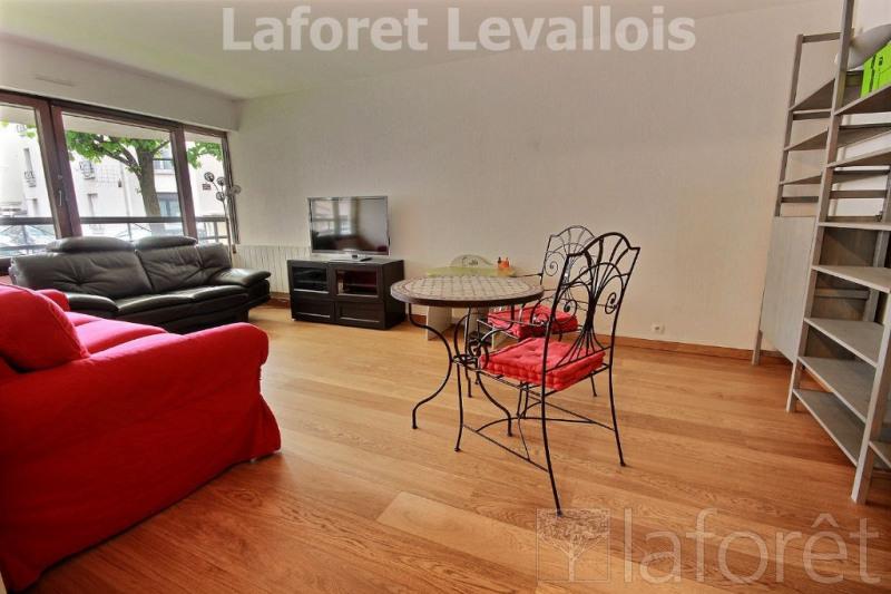 Vente appartement Levallois perret 480000€ - Photo 1