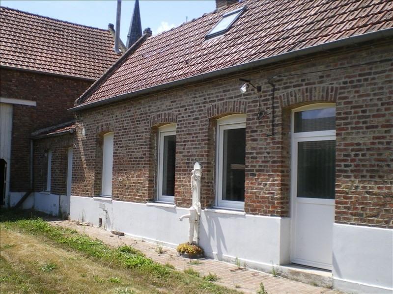 Rental house / villa Sains les marquion 610€ CC - Picture 1