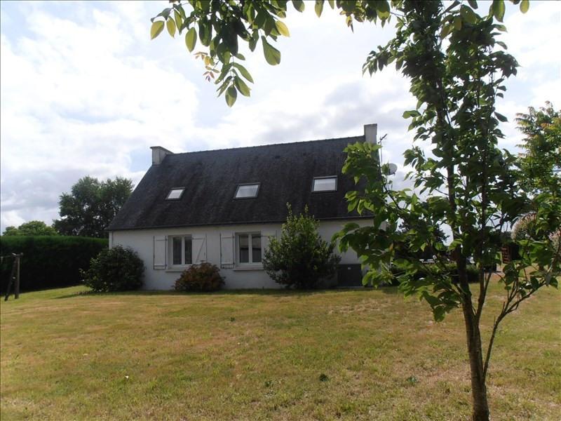 Vente maison / villa Guehenno 179000€ - Photo 2
