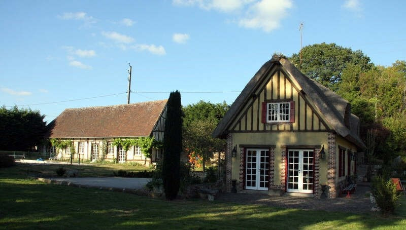 Vente maison / villa Conches en ouche 420000€ - Photo 16