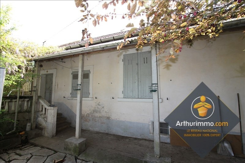 Vente maison / villa Villemoirieu 183 000€ - Photo 4