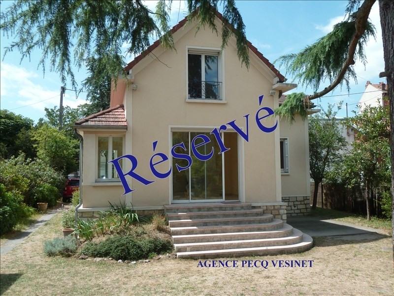 Location maison / villa Le vesinet 3500€ CC - Photo 1