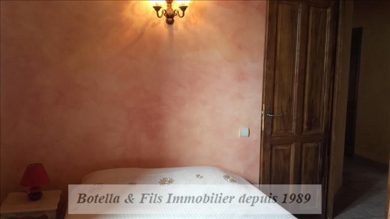 Venta de prestigio  casa Barjac 526315€ - Fotografía 7