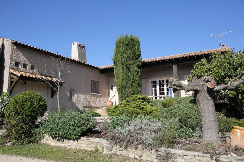 Vente maison / villa Le thor 341000€ - Photo 1