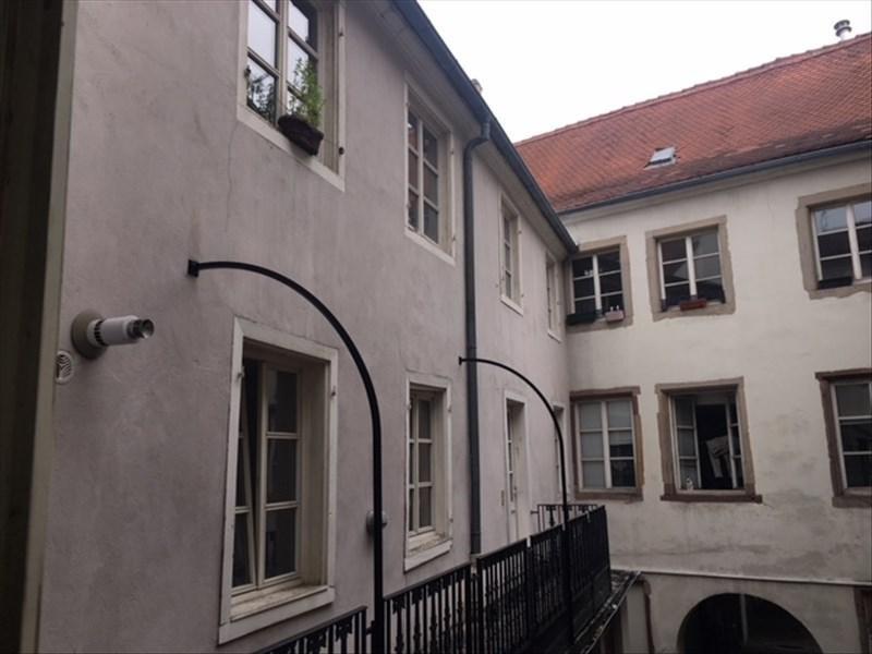 Rental apartment Strasbourg 1270€ CC - Picture 1