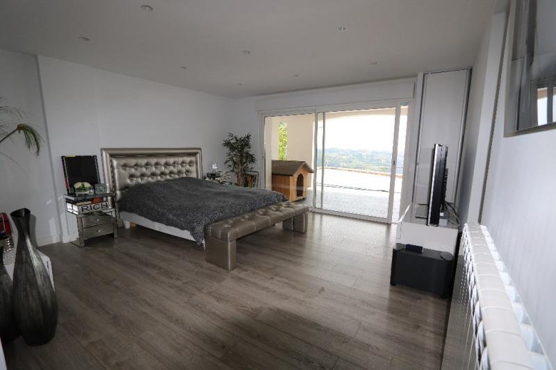 Revenda residencial de prestígio casa Gattieres 830000€ - Fotografia 10