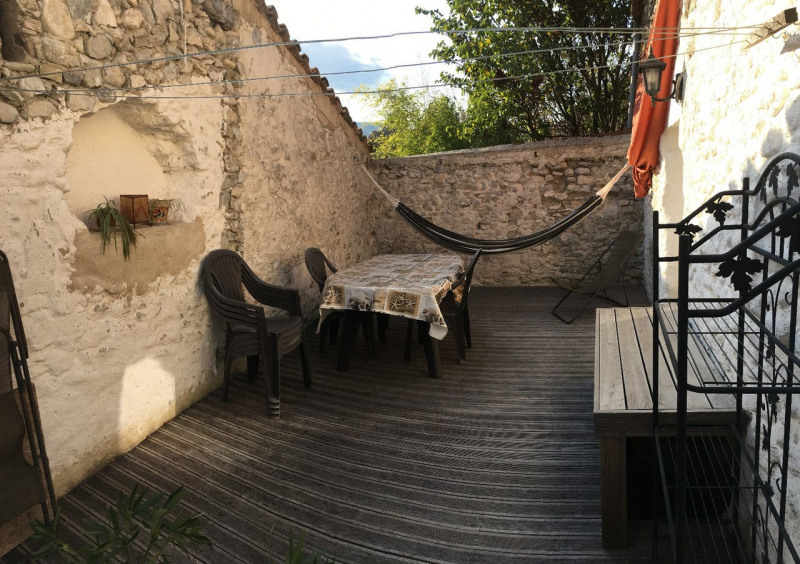 Vente maison / villa Aouste-sur-sye 150000€ - Photo 2