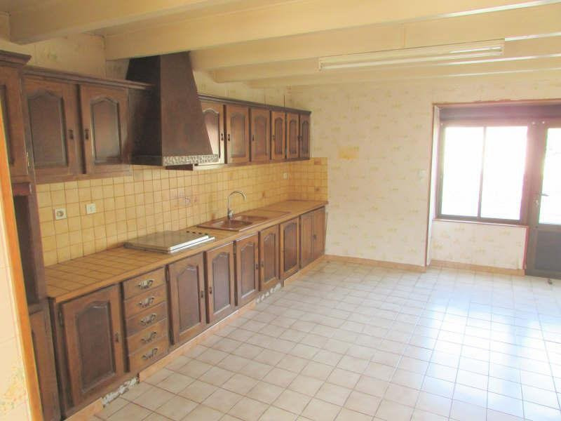 Vente maison / villa Aigre 84000€ - Photo 4