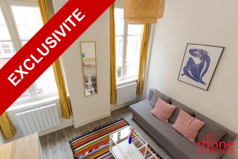Vente appartement Lyon 1er 137000€ - Photo 1