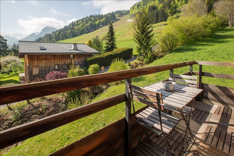 Immobile residenziali di prestigio appartamento Morzine 1350000€ - Fotografia 5