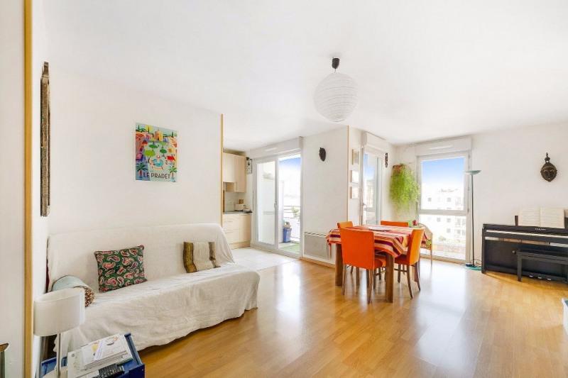 Vente appartement Clichy 499000€ - Photo 1