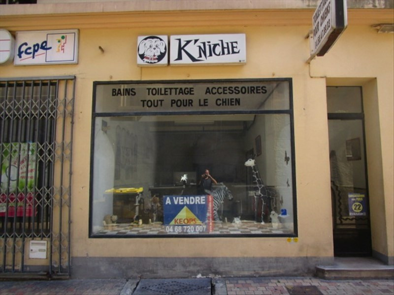 Vente local commercial Carcassonne 55 000€ - Photo 5