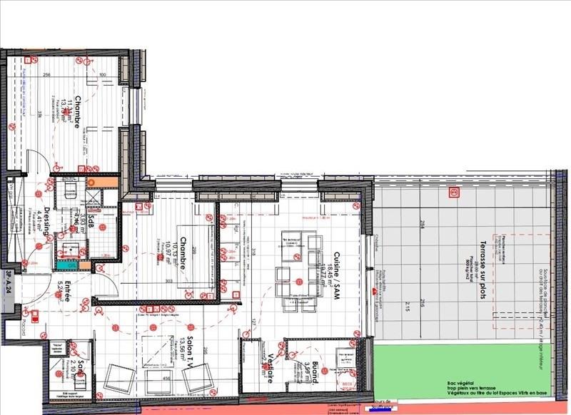 Vente de prestige appartement Fontainebleau 338000€ - Photo 4