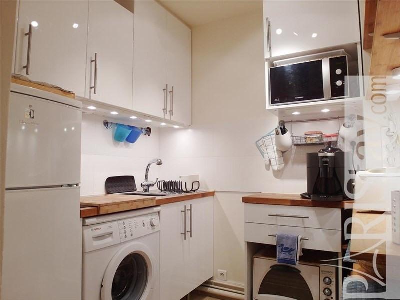 Vente de prestige appartement Paris 17ème 720000€ - Photo 5