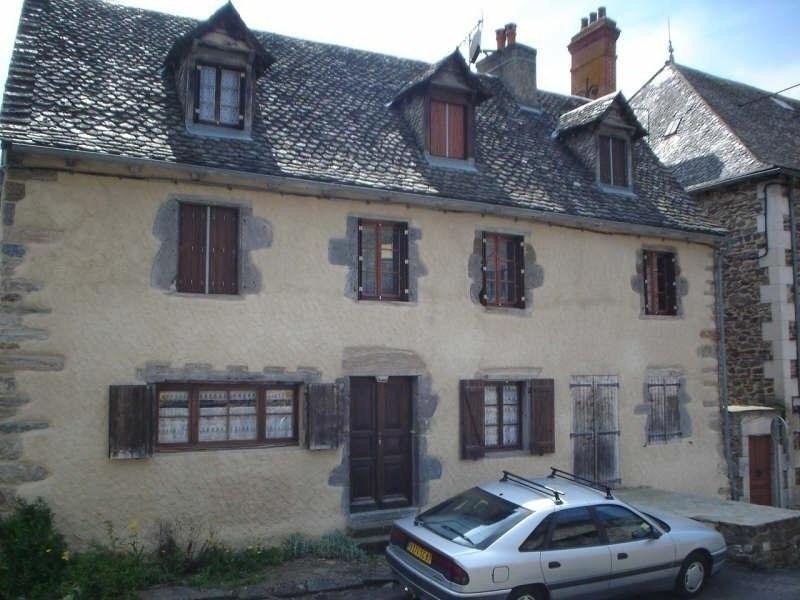 Vente maison / villa St chely d aubrac 120000€ - Photo 1