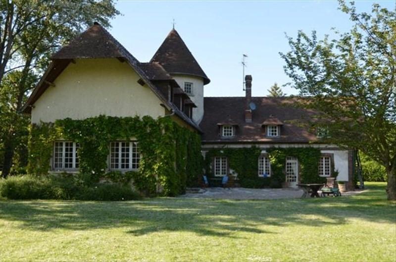 Sale house / villa Conches en ouche 410000€ - Picture 1
