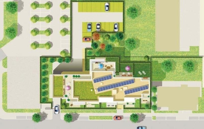 Sale apartment Rosny sous bois 235000€ - Picture 2