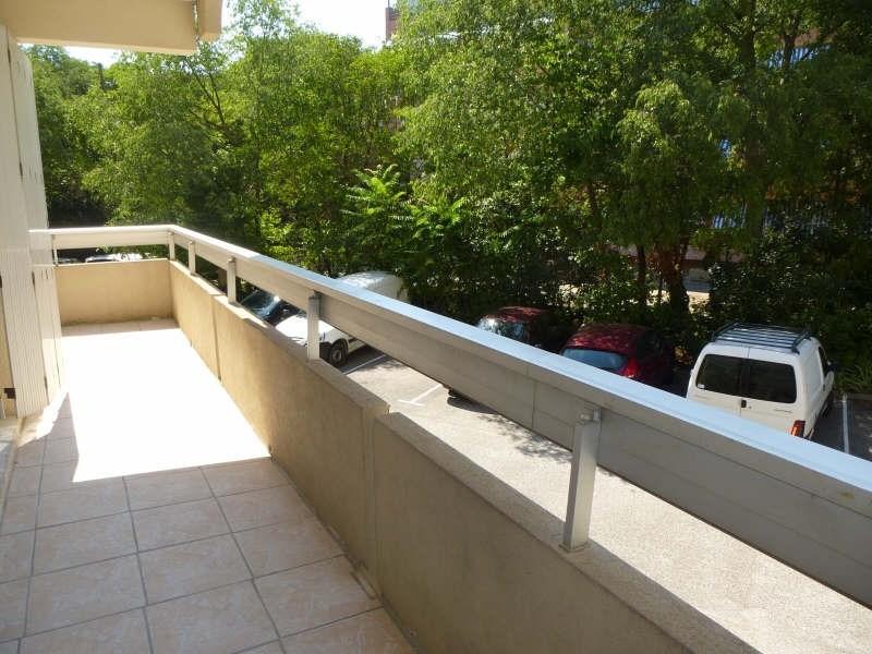 Rental apartment Nimes 450€ CC - Picture 1