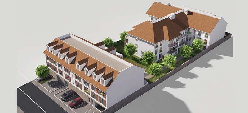Location appartement Bondoufle 1105€ CC - Photo 2