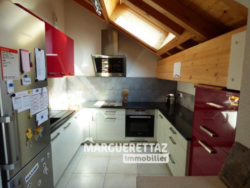 Sale apartment Mieussy 368000€ - Picture 4