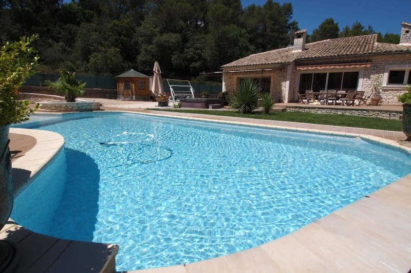 Deluxe sale house / villa Goudargues 795 000€ - Picture 9