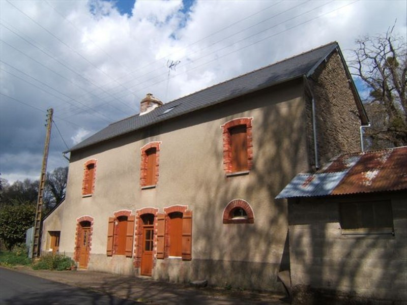 Vente maison / villa Josselin 43 000€ - Photo 1