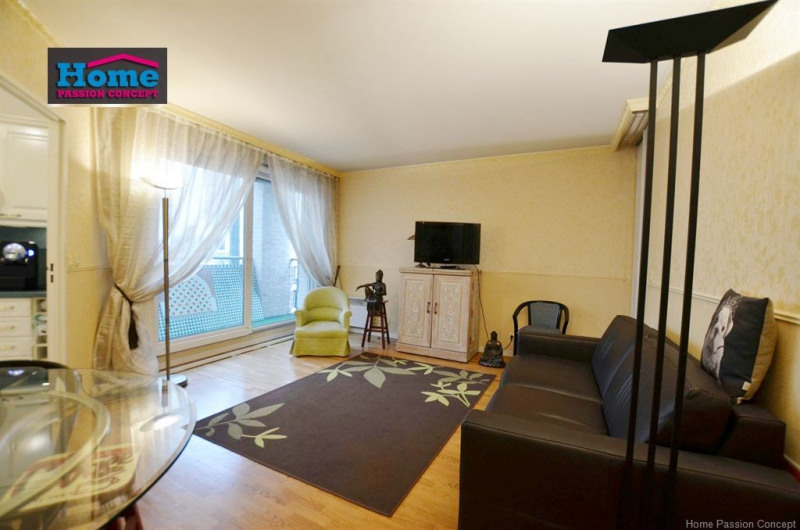 Sale apartment Suresnes 347000€ - Picture 2