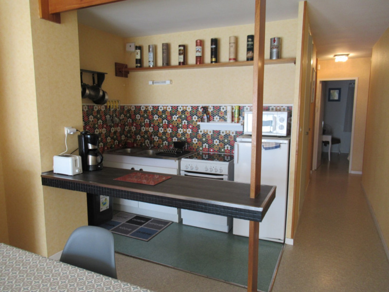 Vacation rental apartment Stella-plage 260€ - Picture 4