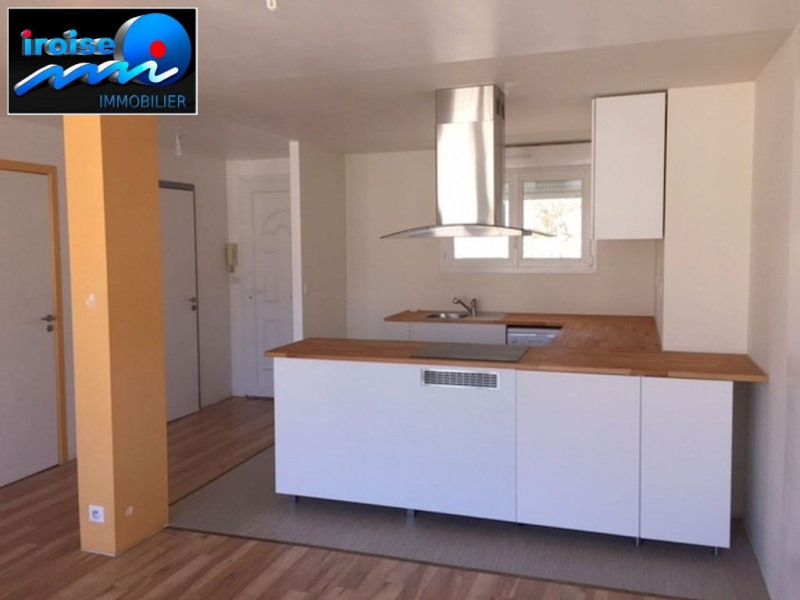 Investment property apartment Brest 75 500€ - Picture 5
