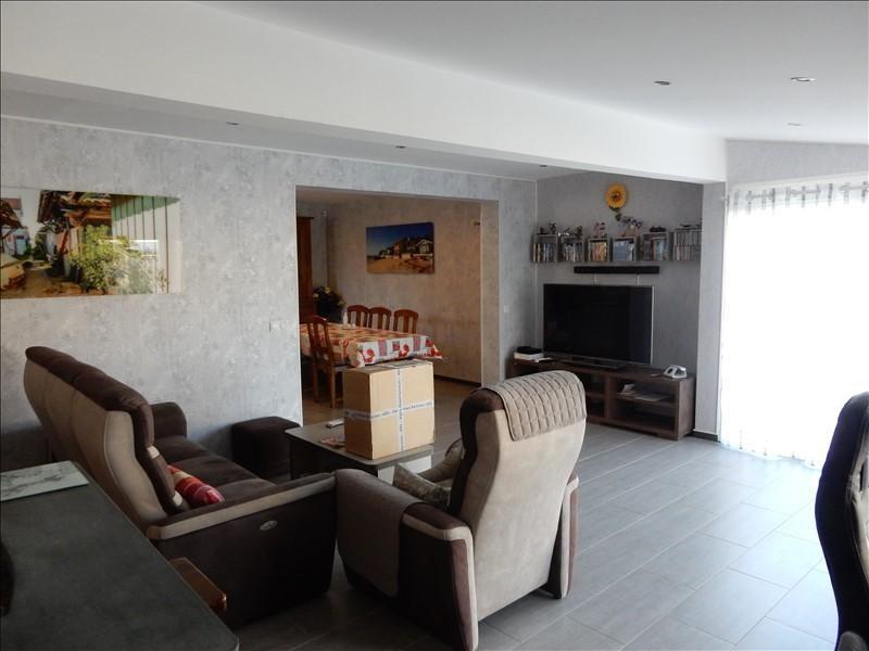 Vente maison / villa Villandraut 222700€ - Photo 2