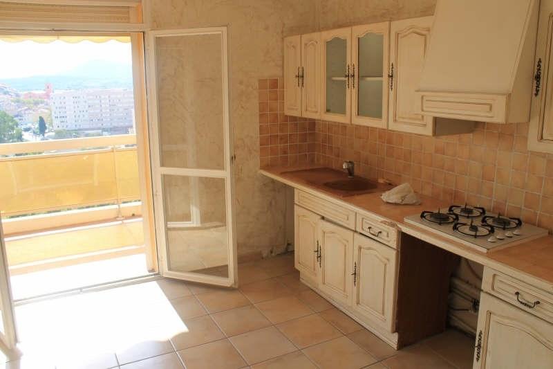 Sale apartment La garde 251000€ - Picture 4