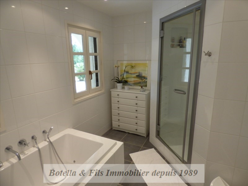 Vente de prestige maison / villa Ruoms 525 000€ - Photo 9