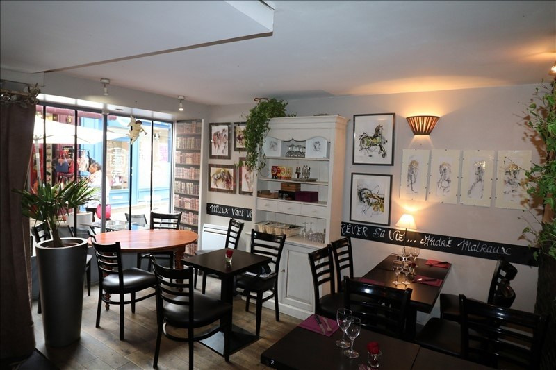 Location local commercial Versailles 3057€ HT/HC - Photo 2