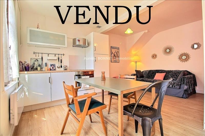 Sale apartment Trouville sur mer 135 000€ - Picture 1