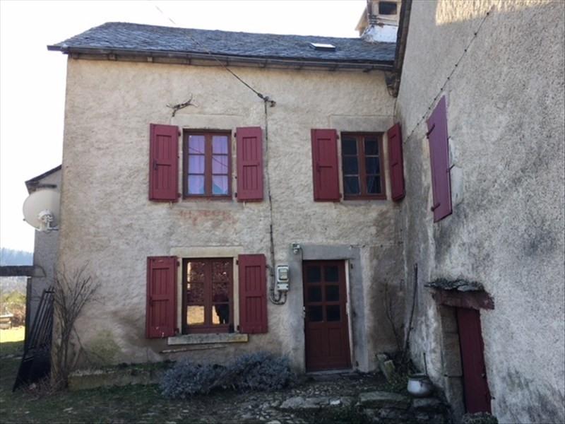 Vente maison / villa Laissac 80000€ - Photo 2