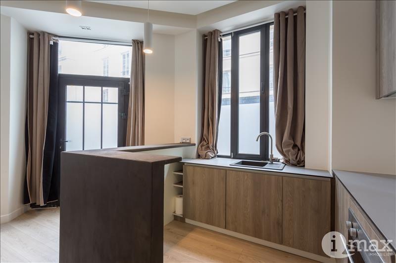 Vente appartement Paris 3ème 580000€ - Photo 4