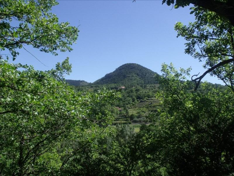Vente terrain Soubes 165000€ - Photo 1