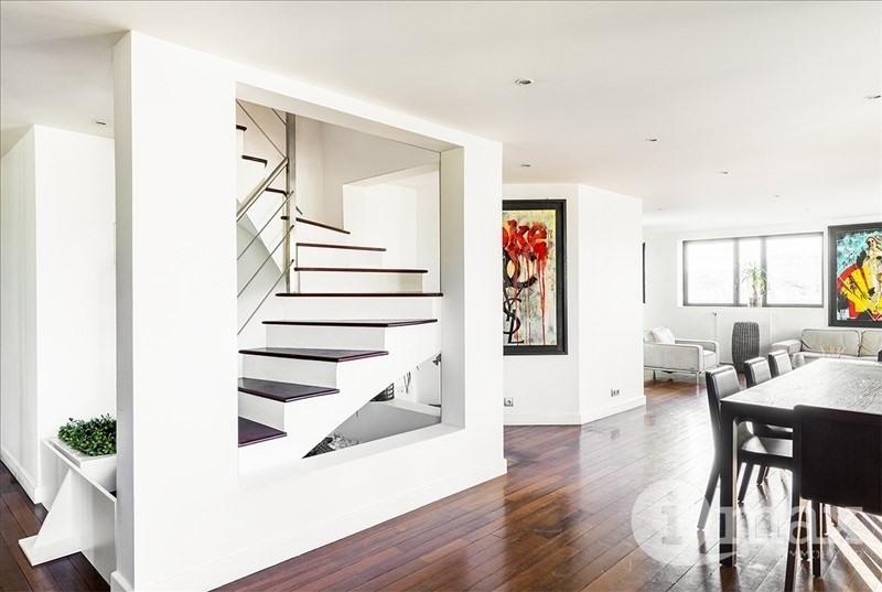 Vente de prestige appartement Levallois perret 1990000€ - Photo 2